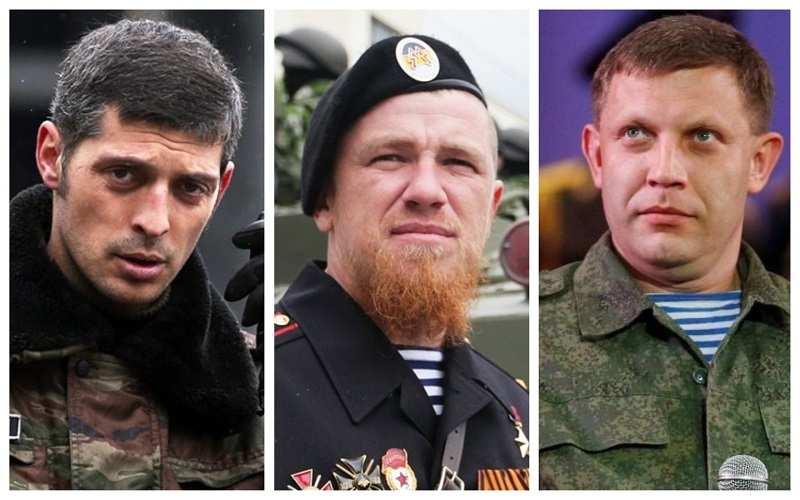 Захарченко, Моторола, Гиви и Мамай награждены посмертно (ФОТО) | Русская весна