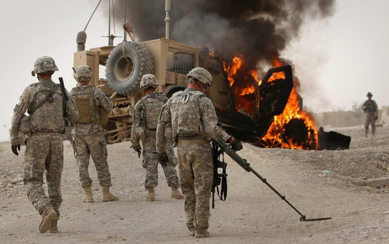 В сенате США неожиданно высмеяли отправку американских войск в Сирию | Русская весна