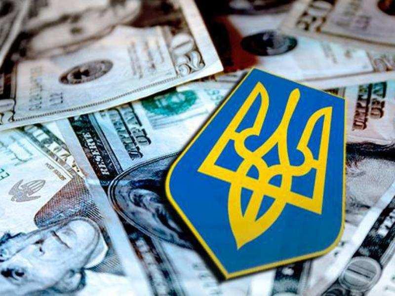 Внешний госдолг Украины вырос в июне на миллиарды долларов | Русская весна