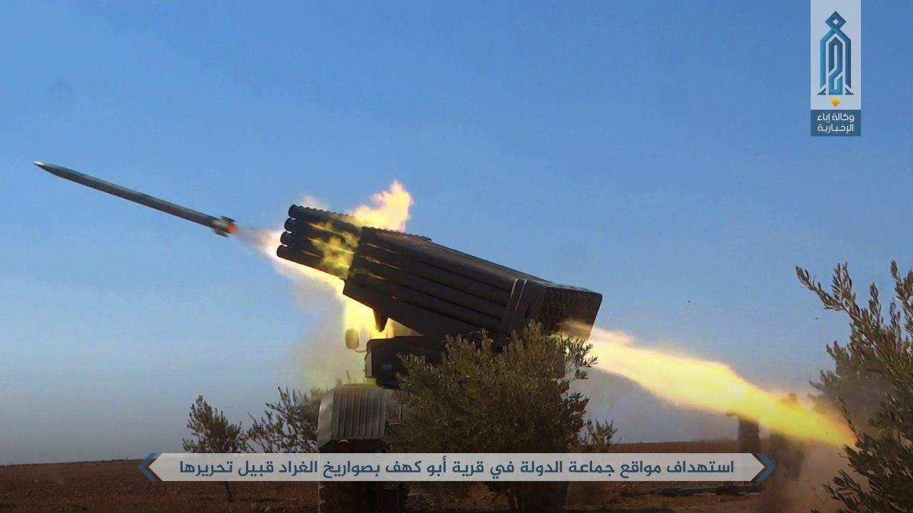 Обстановка в Сирии обостряется: боевики накапливают большие силы для наступления   Русская весна