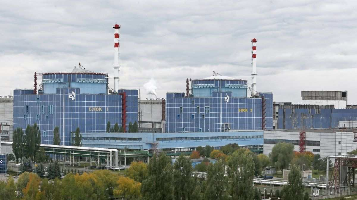 Мост к катастрофе: Украина обещает Европе атомную альтернативу «Северному потоку» | Русская весна