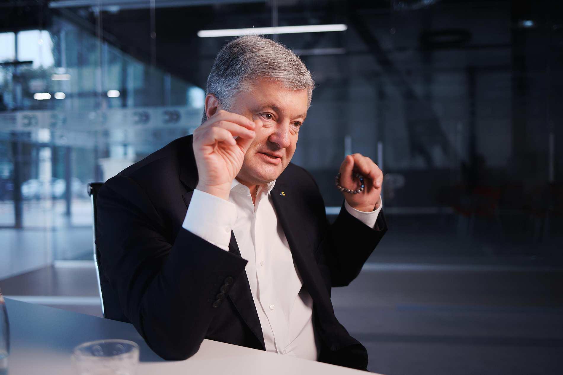 Порошенко обвинил Россию в угрозе энергетической независимости Украины | Русская весна