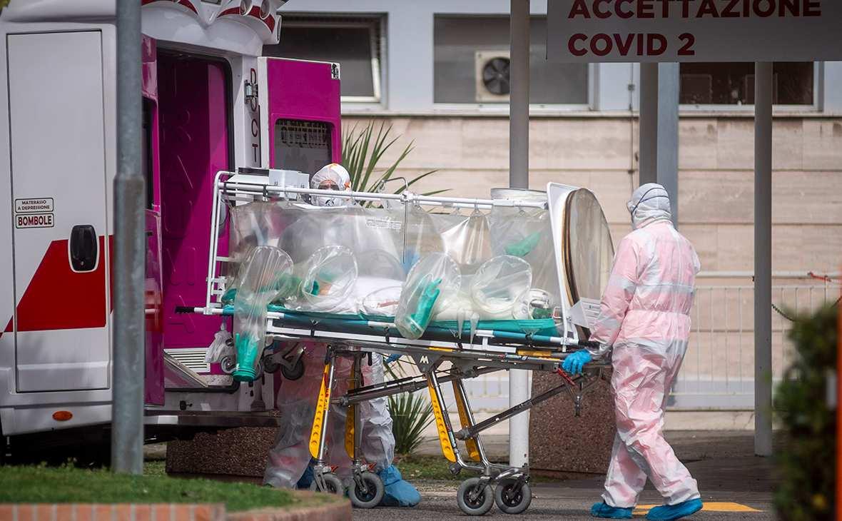 Коронавирус захватывает Испанию: огромное количество заражений и смертей   Русская весна