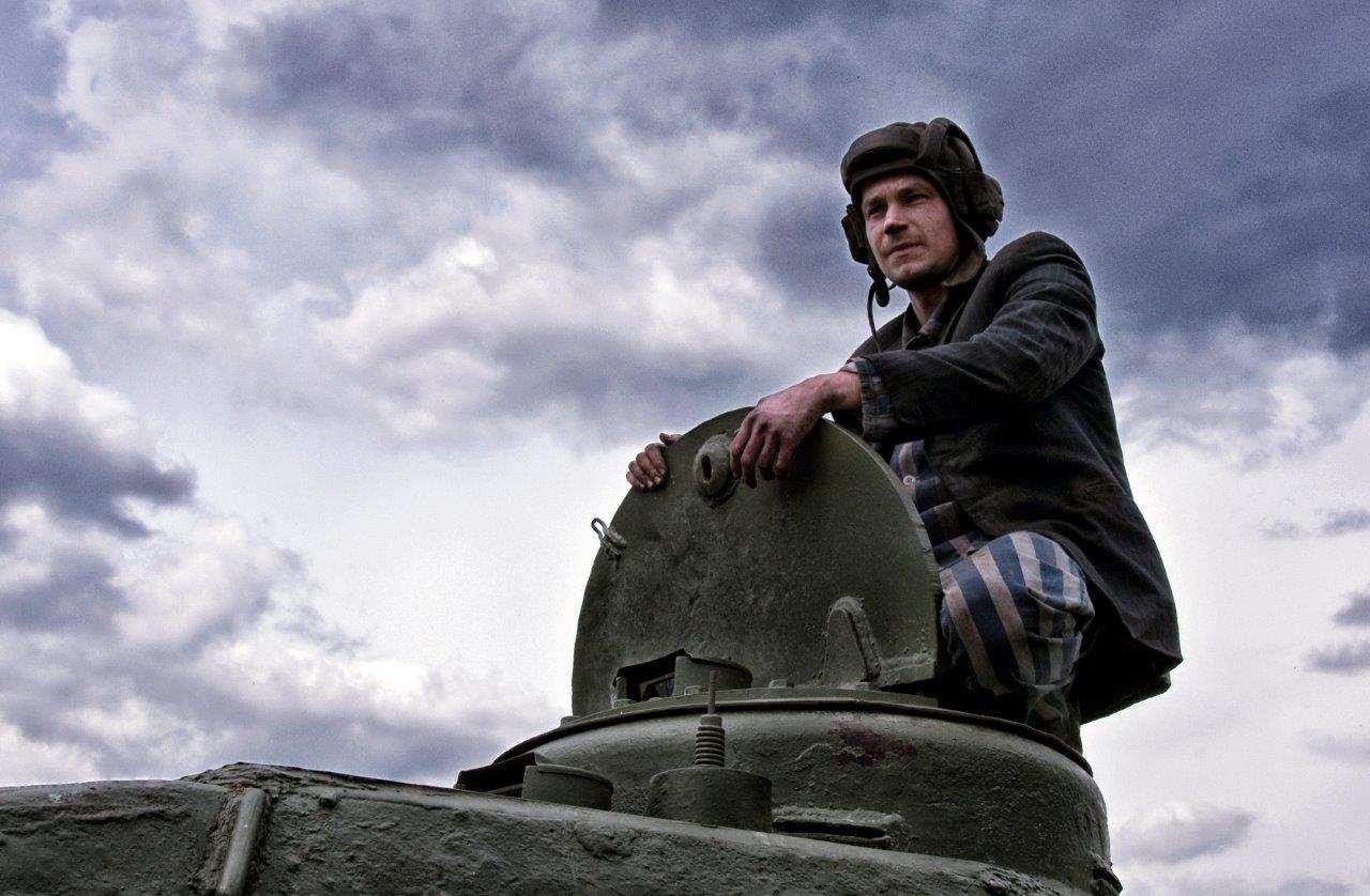 «Т-34» продолжает сражаться | Русская весна