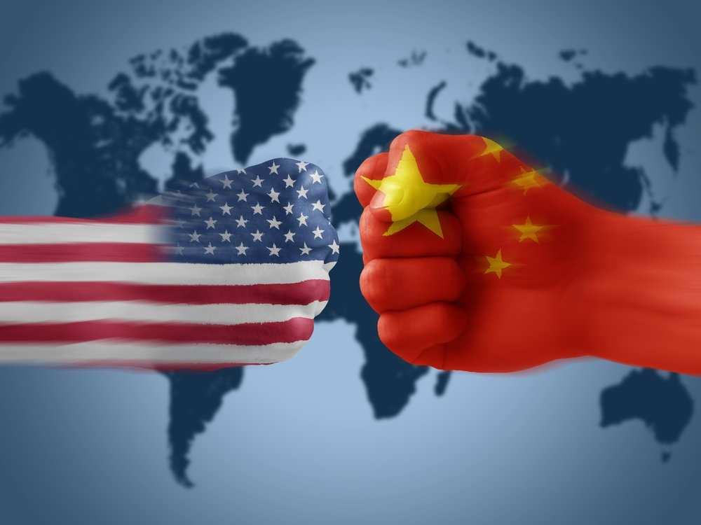 США и Китай. Мировая война началась вчера | Русская весна