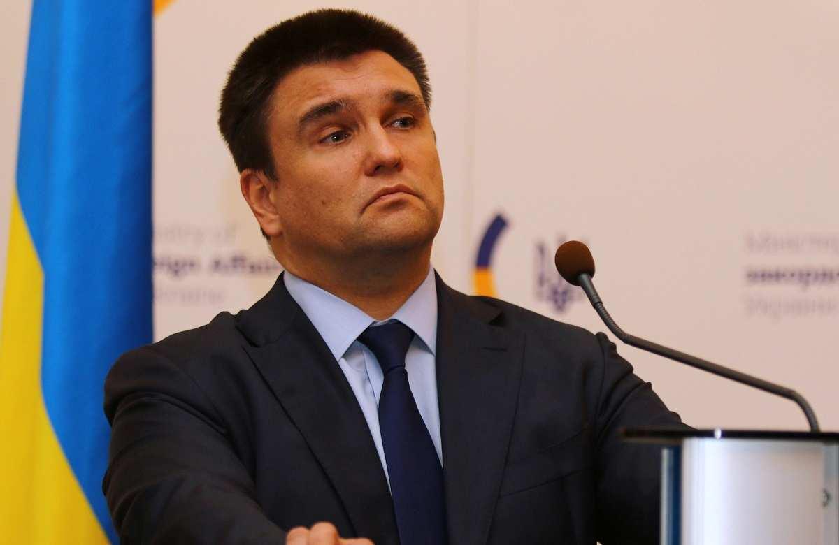 «Так небудет», — Климкин ответил напредложение РФпоарестованным морякам | Русская весна