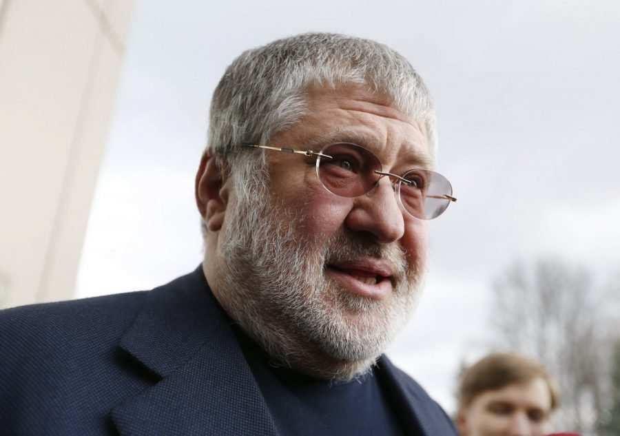 Коломойский вернулся на Украину | Русская весна