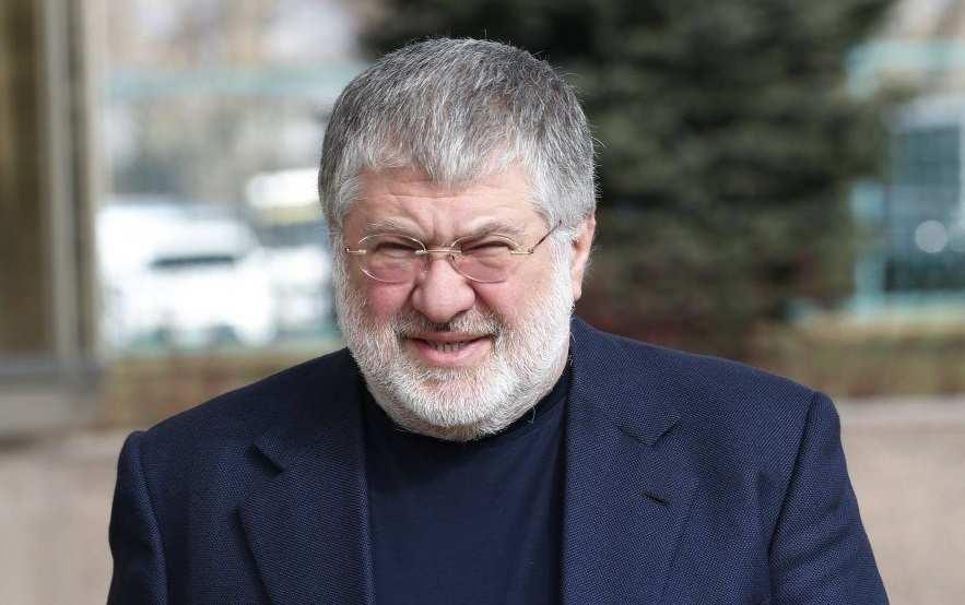 Нацбанк Украины подал миллиардный иск против Коломойского | Русская весна