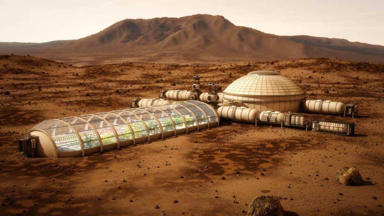 Космические планы: Маск намерен отправить наМарс миллион человек | Русская весна