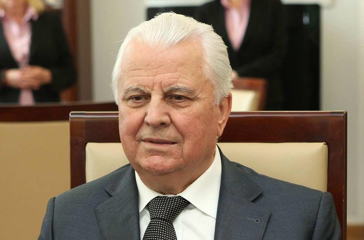 Кравчук заявил о готовности к компромиссам по Донбассу   Русская весна