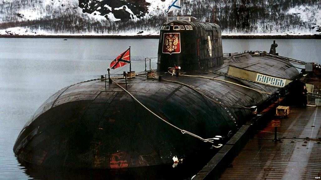 Атомный подводный ракетоносный крейсер «Курск»: трагедия пронзила сердца людей (ФОТО) | Русская весна