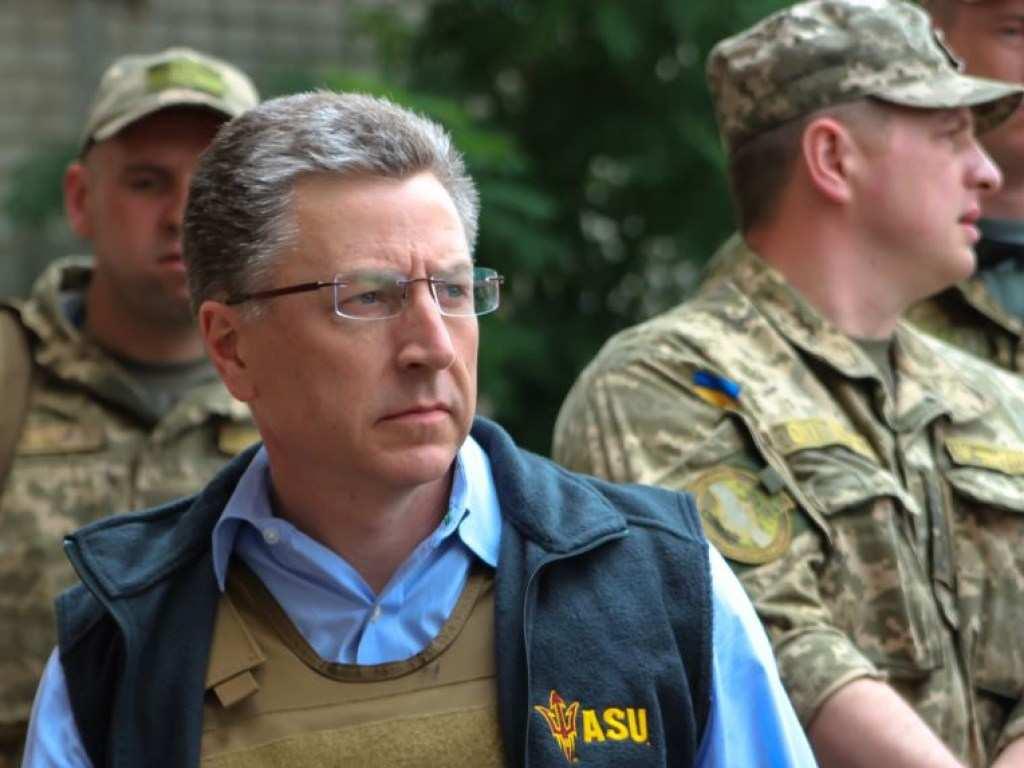 Волкер на Донбассе встретился с командующим оккупационной операцией | Русская весна