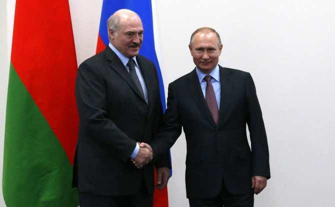 Братские народы: Лукашенко договорился сМосквой опоставках нефти без всяких контрактов | Русская весна