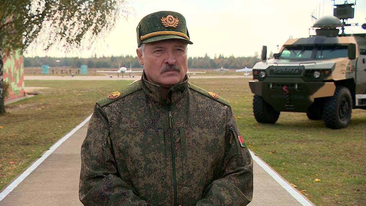 Лукашенко далрецепт окончания войны наДонбассе | Русская весна