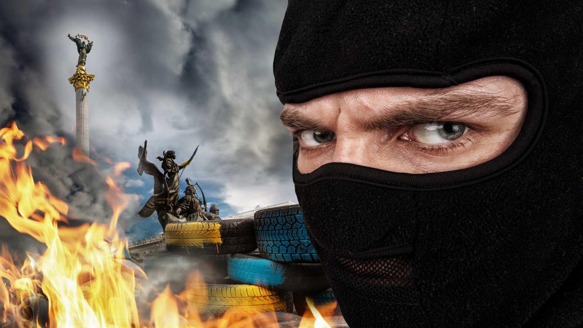 Злобные украинские нацисты: во Франции выпустили комиксы про Майдан в Киеве (ФОТО) | Русская весна