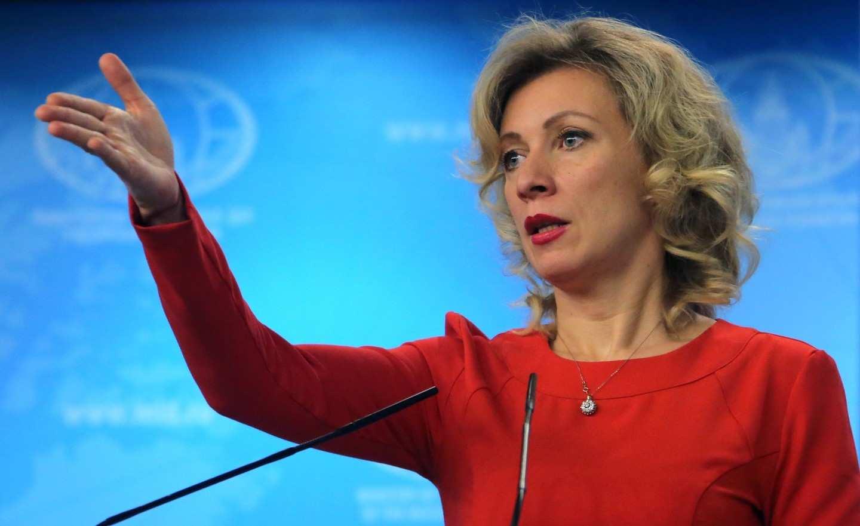 «Мы — граждане России!» Разве? — жёсткая, но справедливая отповедь Марии Захаровой | Русская весна