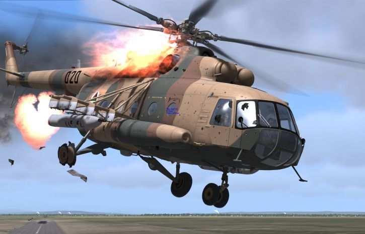 Крушение вертолёта ВСУ — подробности | Русская весна
