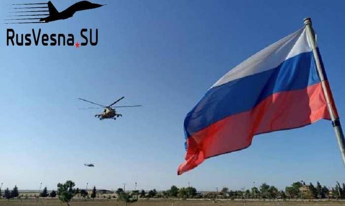 «Крокодилы» внебе! — КакАрмия России остановила войну награнице Сирии иТурции (ФОТО)   Русская весна