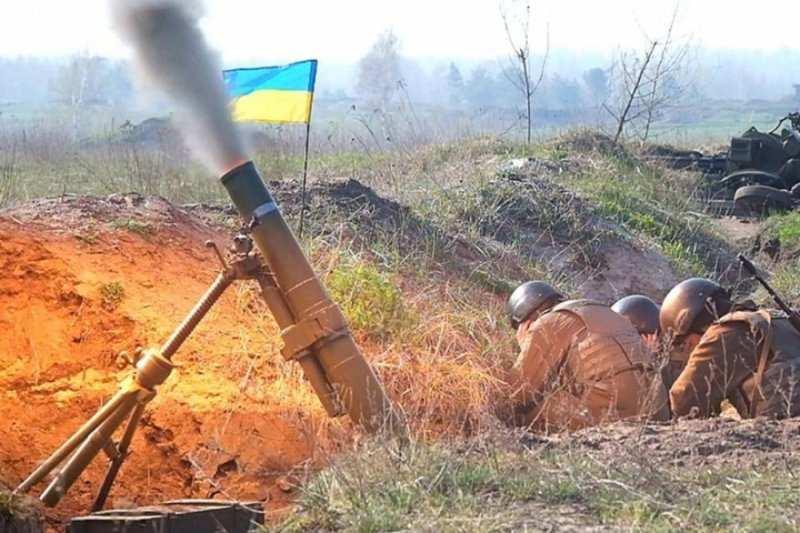 Армия ДНР наказала ВСУ за обстрел пригородов Горловки | Русская весна
