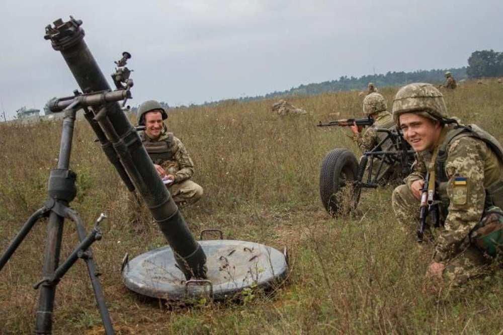 Новые жертвы украинского «Молота» — на занятиях по боевой подготовке погибли военные ВСУ   Русская весна