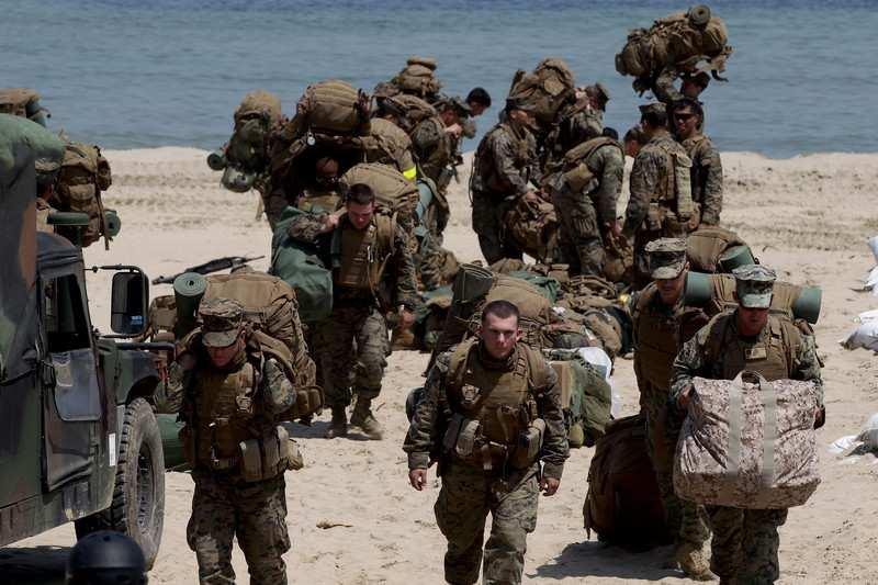 МОЛНИЯ: войска США бегут из Ирака из-за убийства генерала Сулеймани (ФОТО)   Русская весна