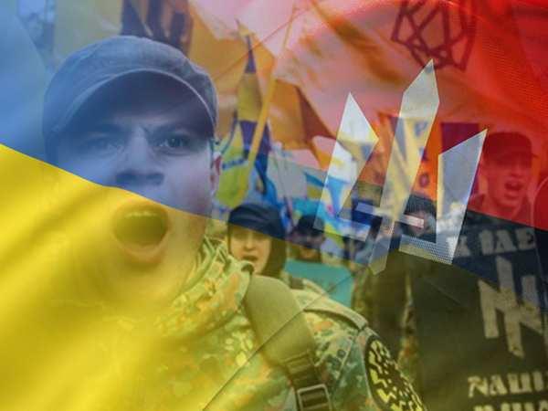 Фашистский террор на Украине: мерзкая тактика боевиков   Русская весна