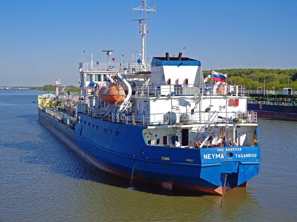 СРОЧНО: Украинский суд принял решение по российскому танкеру, захваченному СБУ | Русская весна