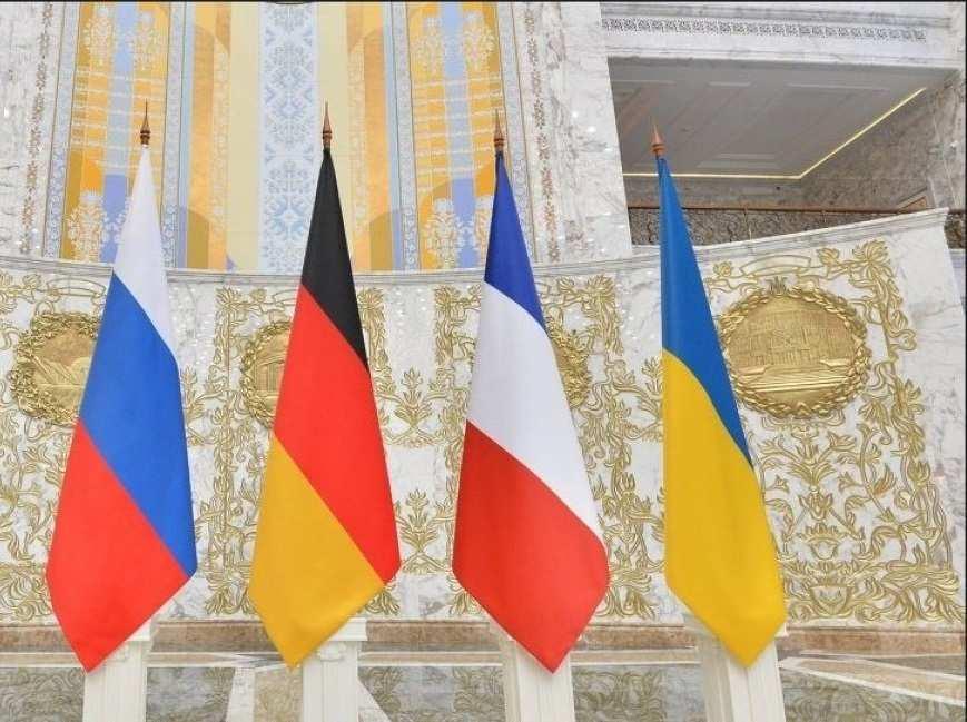 Путин назвал условие для встречи «Нормандской четвёрки» | Русская весна
