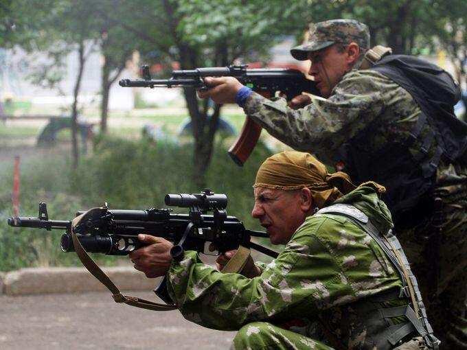 Что делать ополченцам Донбасса, если «начнётся», — комбриг «Востока» | Русская весна