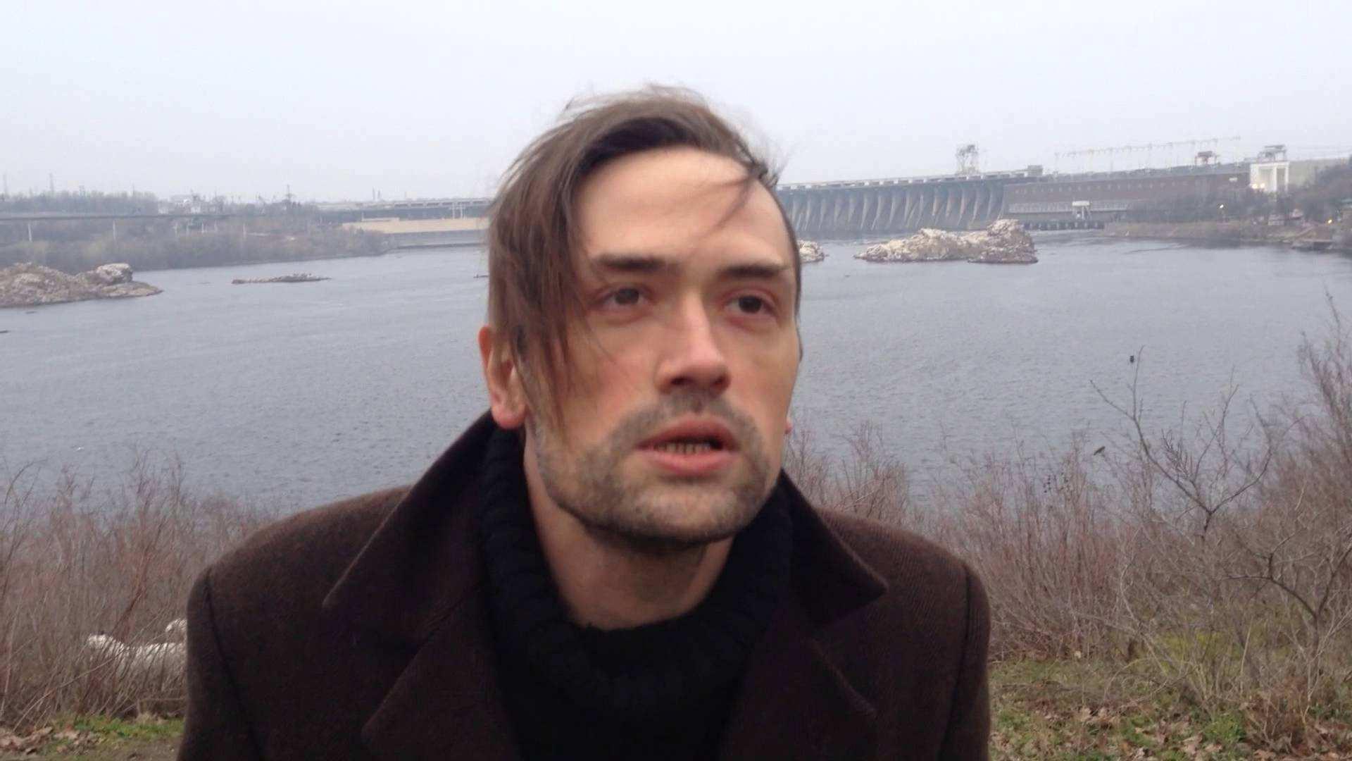 Актёр-каратель Пашинин стал нищим ипросится снова сниматься вРоссии | Русская весна
