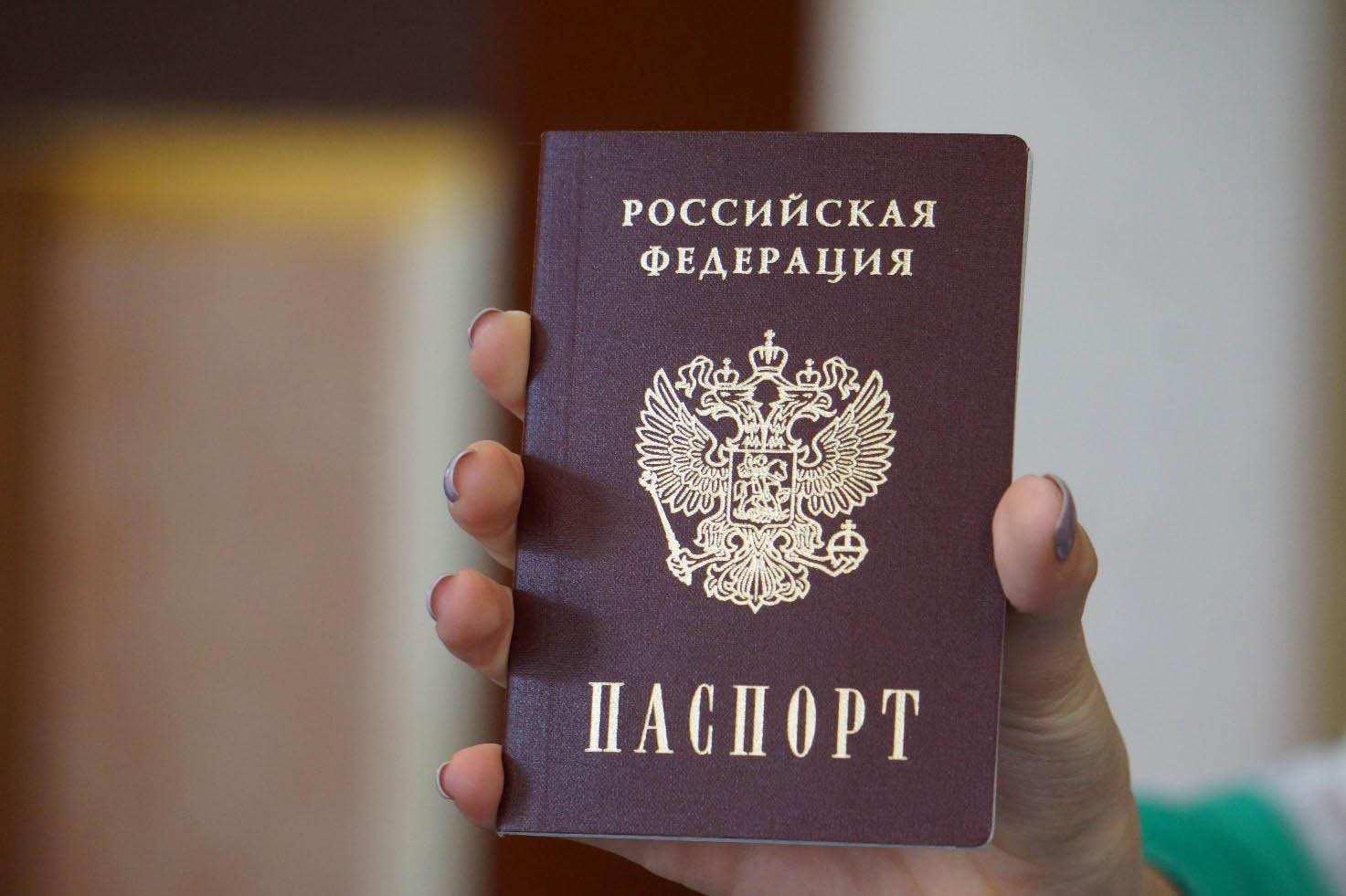 В ЛНР начался приём документов на получение российского гражданства (ВИДЕО) | Русская весна