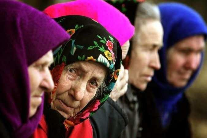 На Украине пообещали вернуть пенсии жителям Донбасса... Когда-нибудь   Русская весна
