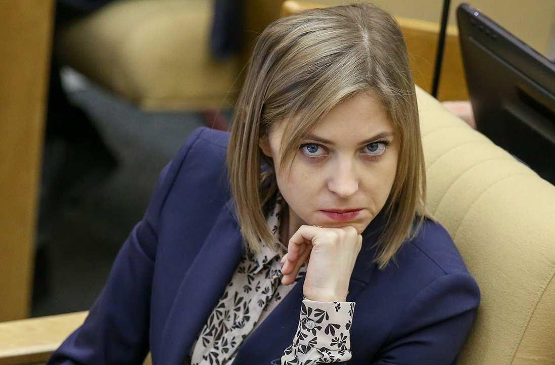 Поклонская ответила Гордону, назвавшему её «символом предательства» (ВИДЕО)   Русская весна