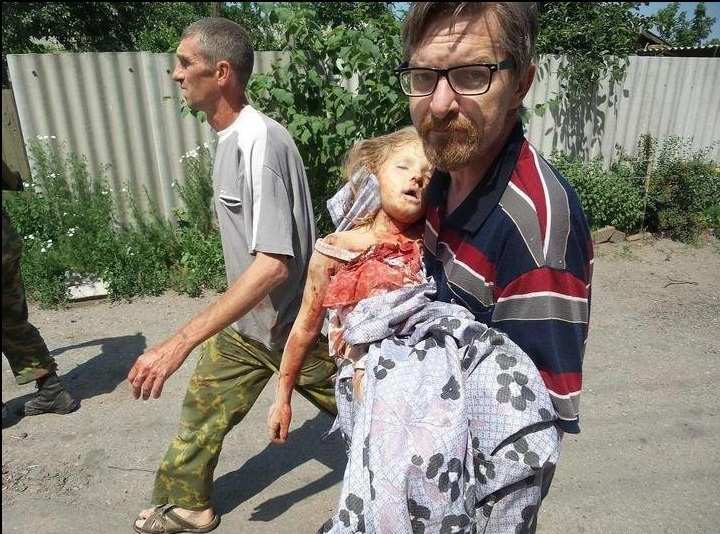 Зеленский «одарил» детей убийц Донбасса (ФОТО)   Русская весна