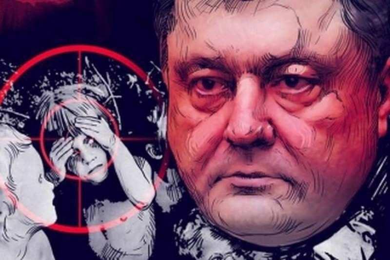 «Геноцид украинского народа», — американский бизнесмен рассказал осхемах Порошенко (ВИДЕО)   Русская весна