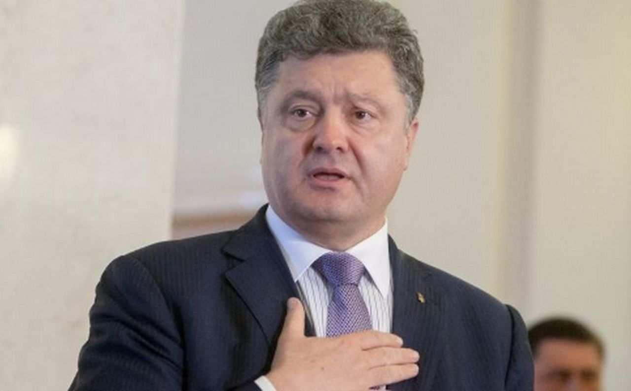 Порошенко отказывается прятаться от Путина   Русская весна