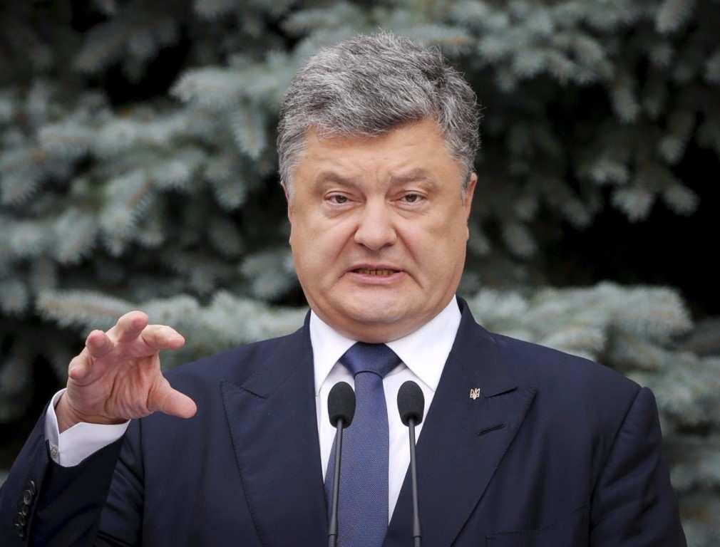 Украинская оппозиция призвала Порошенко на коленях покаяться перед народом   Русская весна
