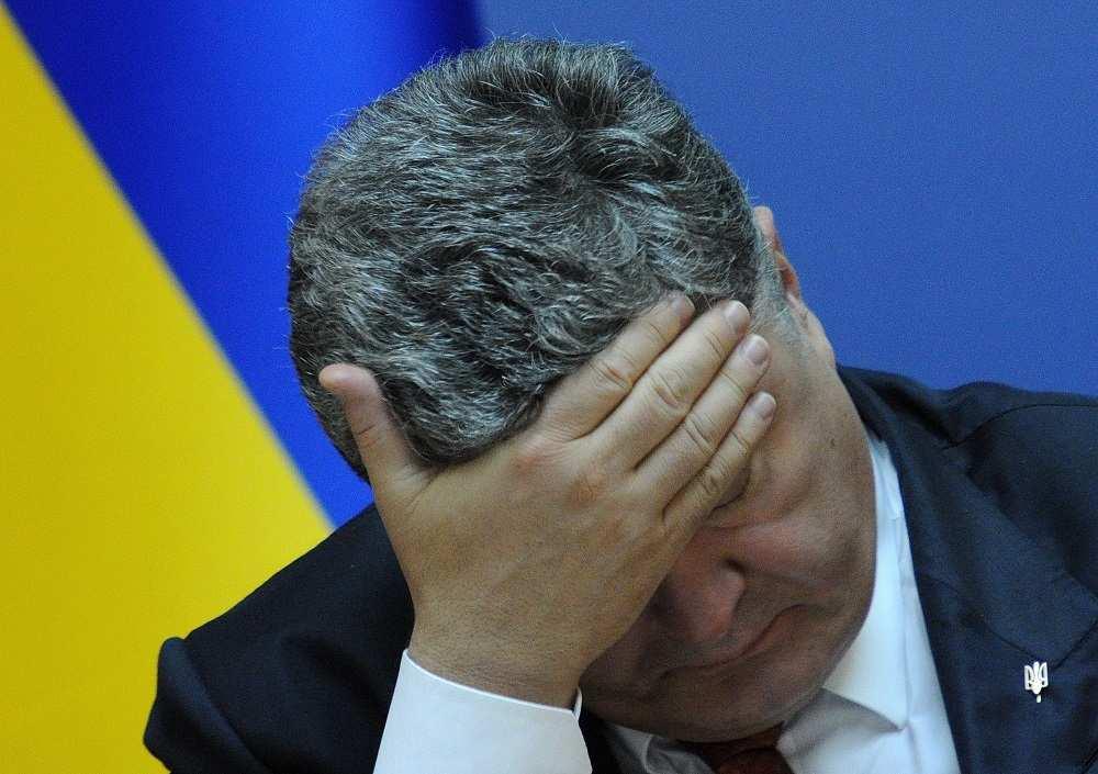 Жёсткое издевательство: на Западе подвели итоги президентства Порошенко | Русская весна