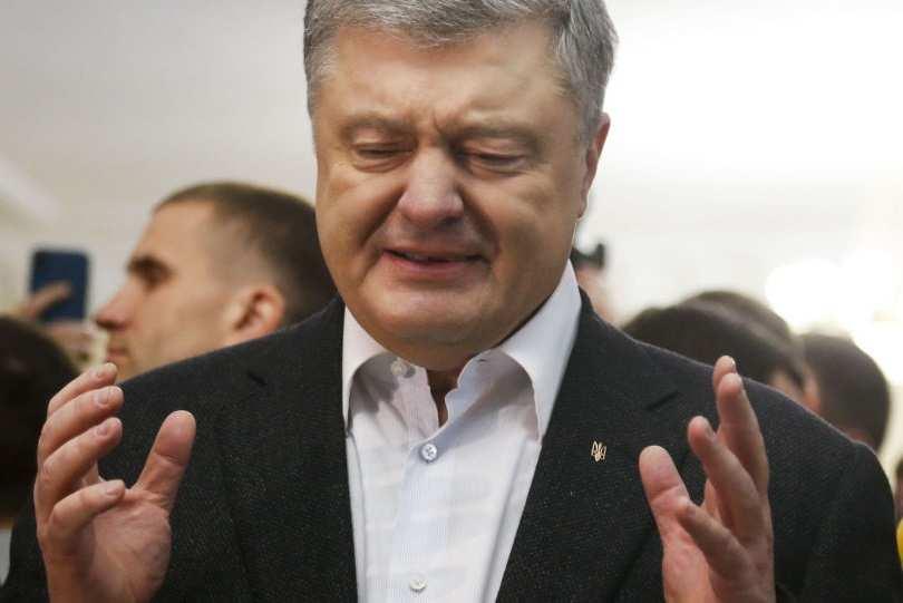 Порошенко высмеяли за похвальбу про обмен заключёнными | Русская весна