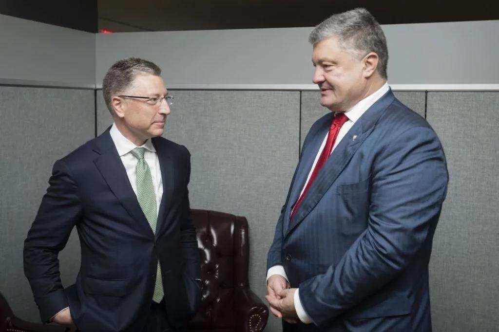 Порошенко наградил орденом Волкера | Русская весна