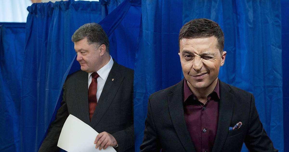 Зеленский: Я сниму неприкосновенность с президента Украины (ВИДЕО)   Русская весна