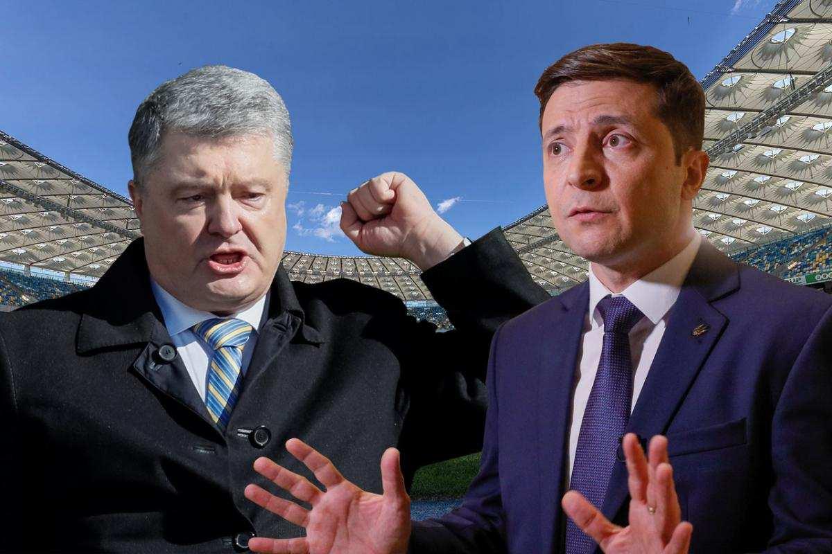 «Новая Украина» Зеленского — почти точная копия «старой Украины» Порошенко (ВИДЕО) | Русская весна