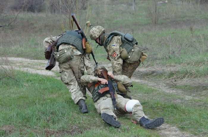 Украина озвучила потери ВСУ завремя предыдущего «перемирия»   Русская весна