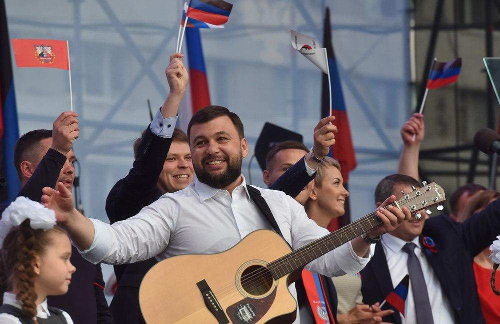 Ролик сПушилиным, поющим оРоссии, засутки просмотрели около миллиона пользователей Сети (ВИДЕО) | Русская весна