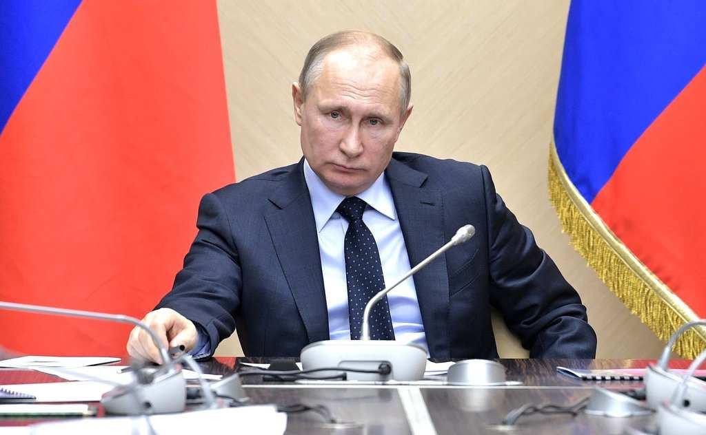 СРОЧНО: Путин предложил решение конфликта вЕкатеринбурге (ВИДЕО) | Русская весна