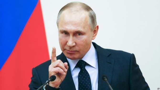 Путин далчиновникам полгода напродажу зарубежных активов | Русская весна