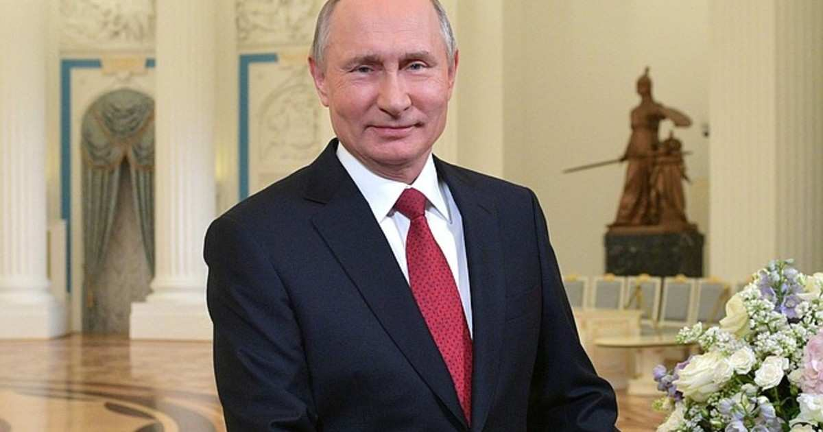 Путин поздравил женщин c8марта (ВИДЕО)    Русская весна