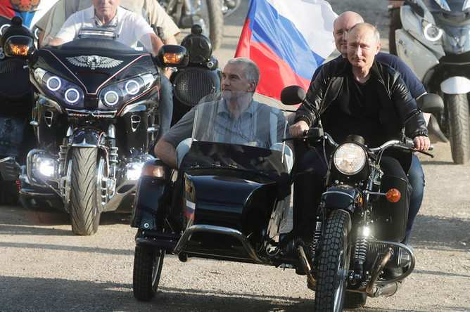 ВКрыму отреагировали назаявление посольства СШАнаУкраине повизиту Путина наполуостров  | Русская весна