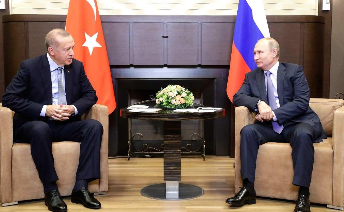 В Кремле рассказали, как создавался меморандум России и Турции по Сирии | Русская весна