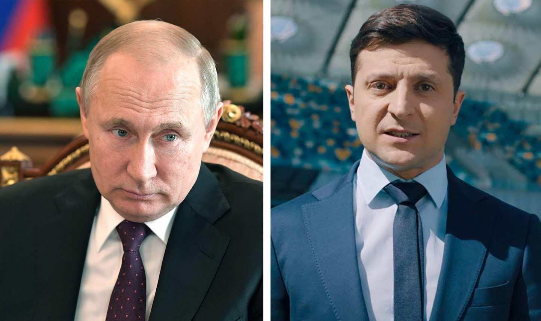 МОЛНИЯ: Путин обсудил с Зеленским Донбасс | Русская весна